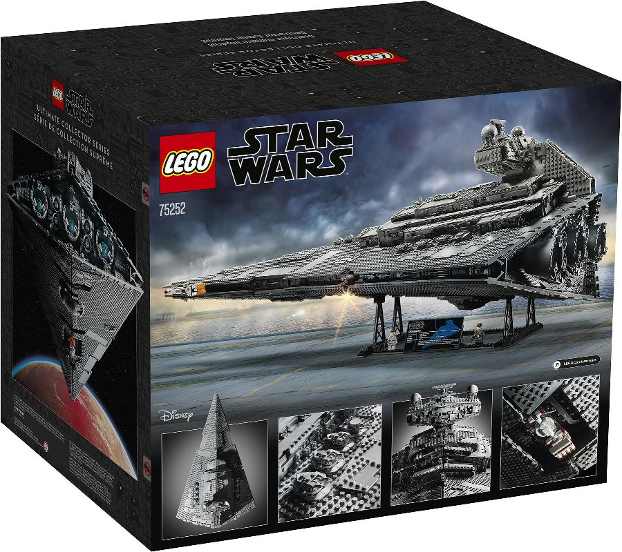 LEGO Star Wars - 75252 - UCS Imperial Star Destroyer 75252_12