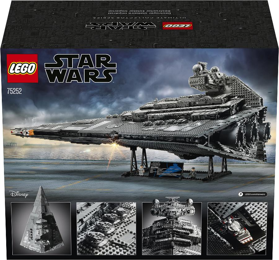 LEGO Star Wars - 75252 - UCS Imperial Star Destroyer 75252_13
