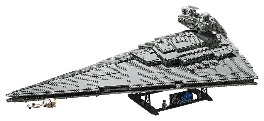 LEGO Star Wars - 75252 - UCS Imperial Star Destroyer 75252_14