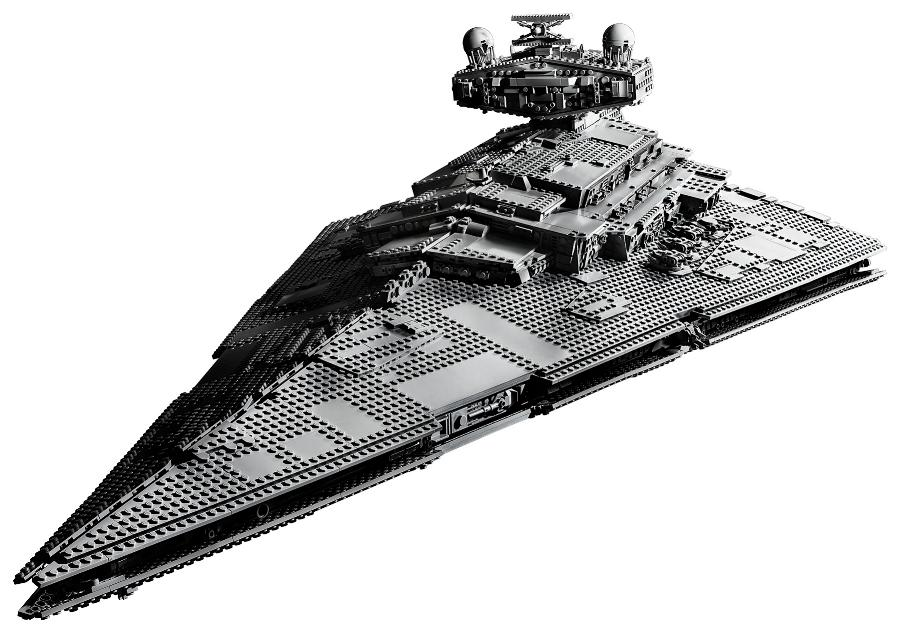 LEGO Star Wars - 75252 - UCS Imperial Star Destroyer 75252_15