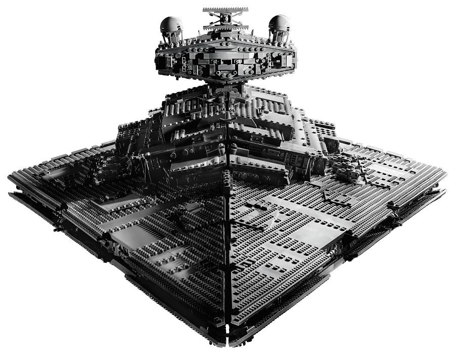 LEGO Star Wars - 75252 - UCS Imperial Star Destroyer 75252_16