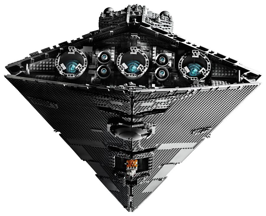 LEGO Star Wars - 75252 - UCS Imperial Star Destroyer 75252_17