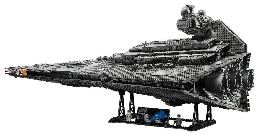 LEGO Star Wars - 75252 - UCS Imperial Star Destroyer 75252_19
