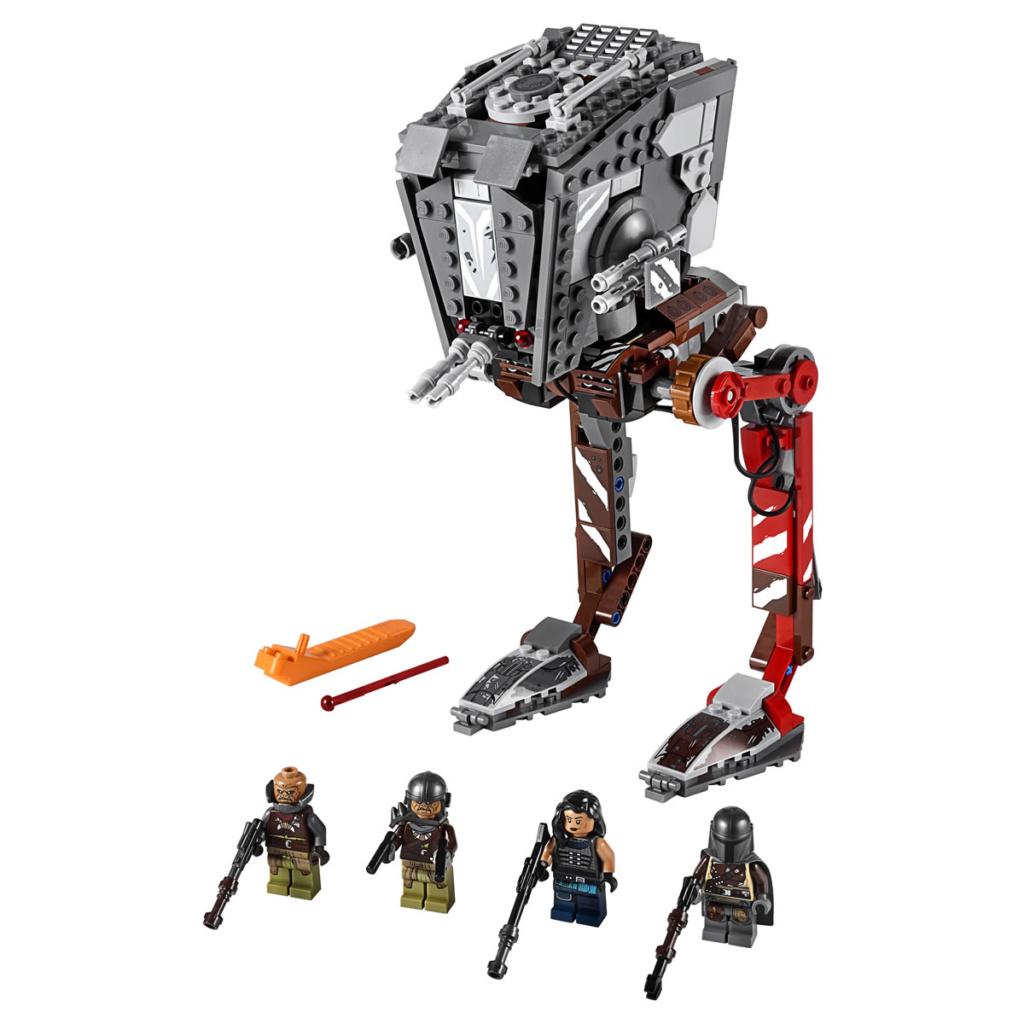 LEGO Star Wars The Mandalorian - 75254 - AT-ST Raider 75254_11