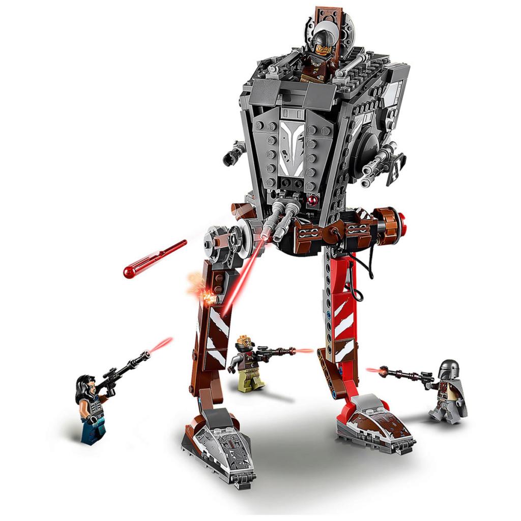 LEGO Star Wars The Mandalorian - 75254 - AT-ST Raider 75254_12