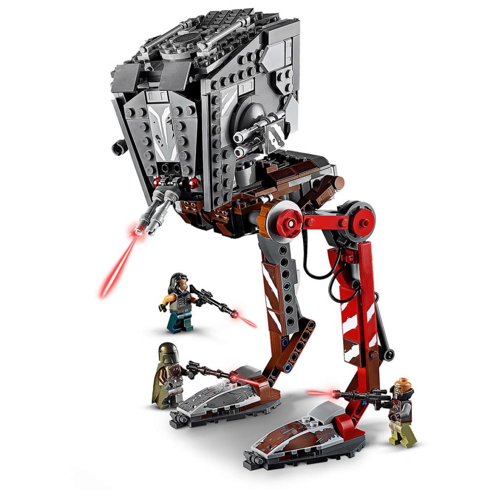 LEGO Star Wars The Mandalorian - 75254 - AT-ST Raider 75254_13