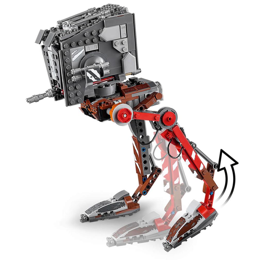 LEGO Star Wars The Mandalorian - 75254 - AT-ST Raider 75254_14
