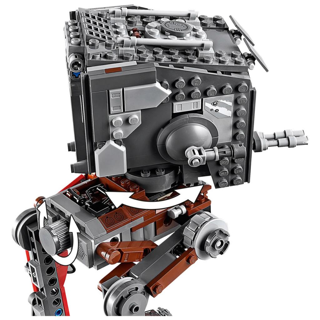 LEGO Star Wars The Mandalorian - 75254 - AT-ST Raider 75254_15