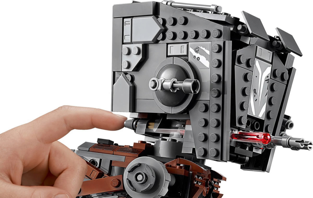 LEGO Star Wars The Mandalorian - 75254 - AT-ST Raider 75254_16