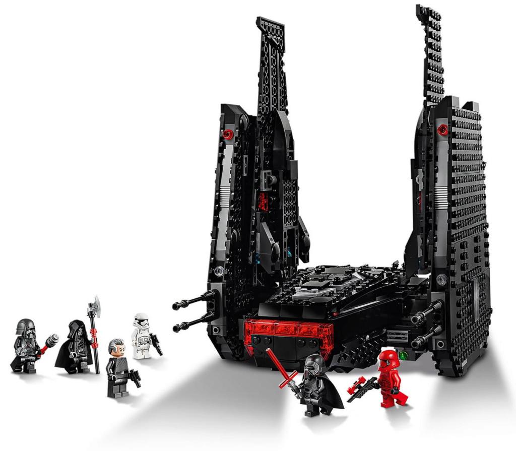 LEGO Star Wars - 75256 - Kylo Ren's Shuttle 75256_13
