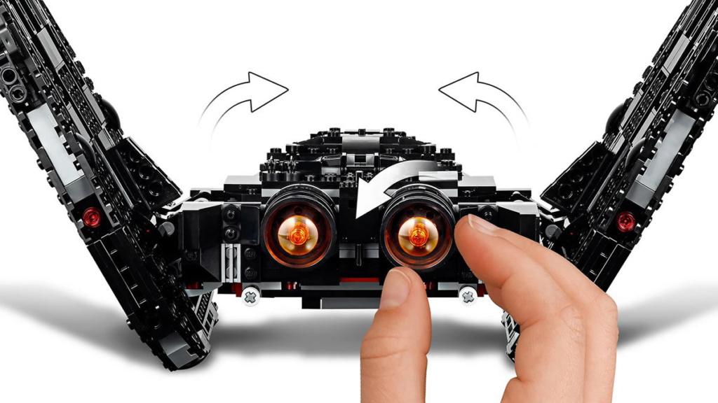 LEGO Star Wars - 75256 - Kylo Ren's Shuttle 75256_16