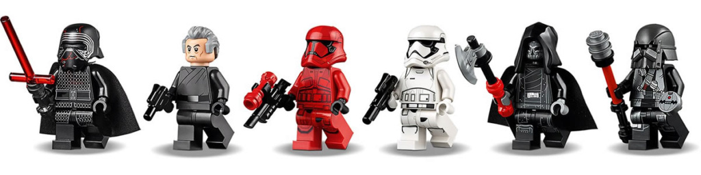 LEGO Star Wars - 75256 - Kylo Ren's Shuttle 75256_17