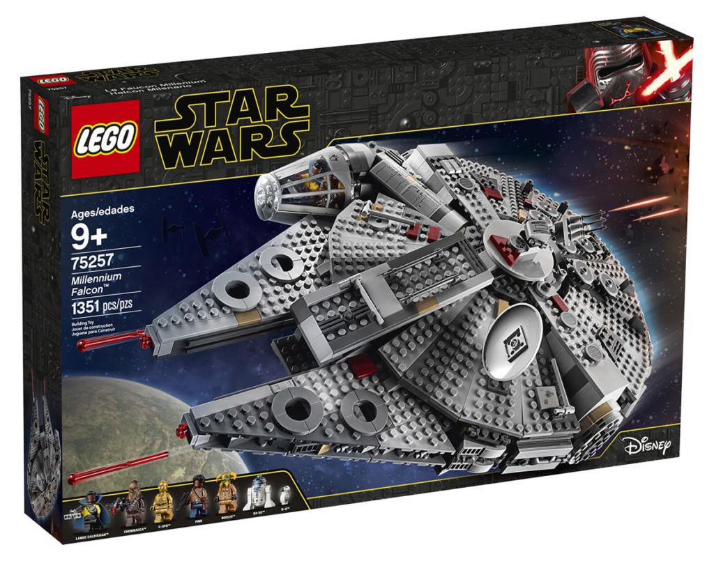 LEGO Star Wars - 75257 - Millennium Falcon 75257_10
