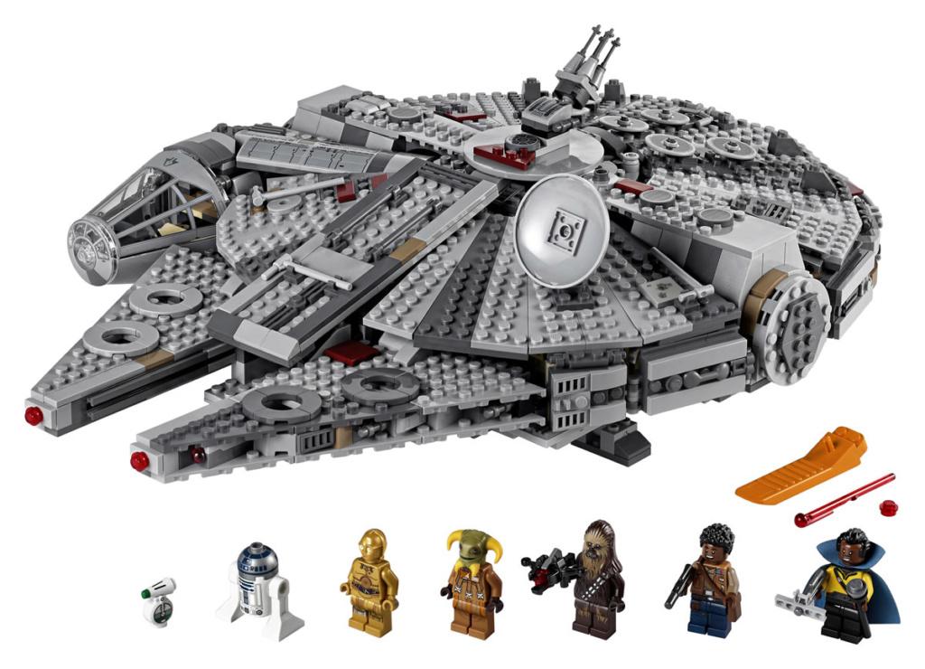 LEGO Star Wars - 75257 - Millennium Falcon 75257_12