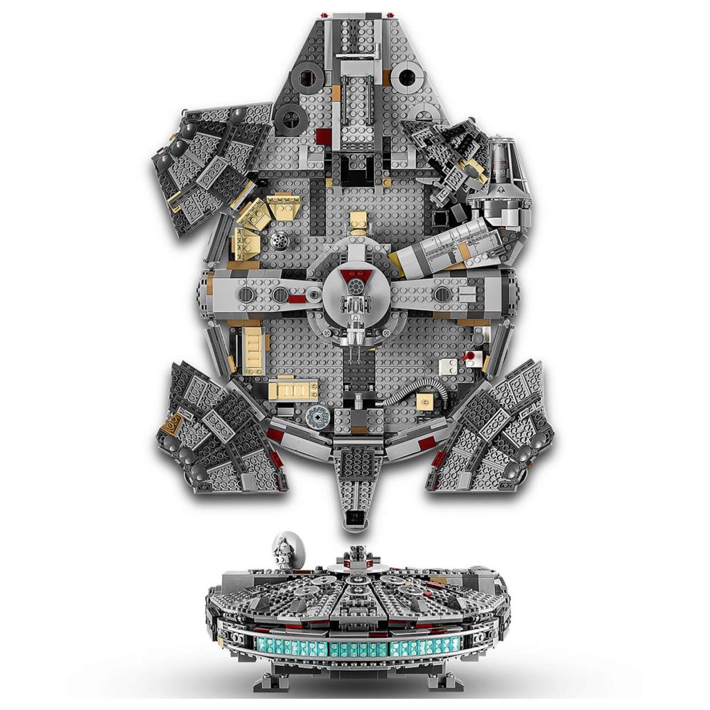 LEGO Star Wars - 75257 - Millennium Falcon 75257_13