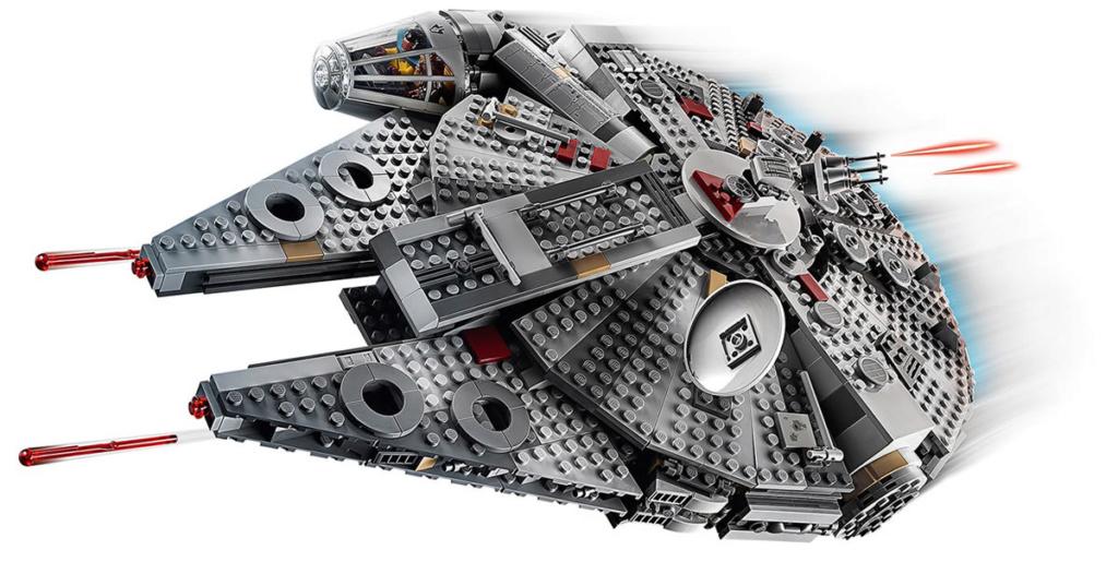 LEGO Star Wars - 75257 - Millennium Falcon 75257_15