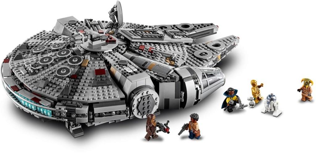 LEGO Star Wars - 75257 - Millennium Falcon 75257_16