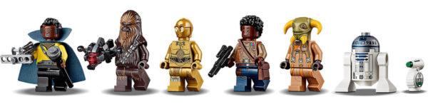 LEGO Star Wars - 75257 - Millennium Falcon 75257_17