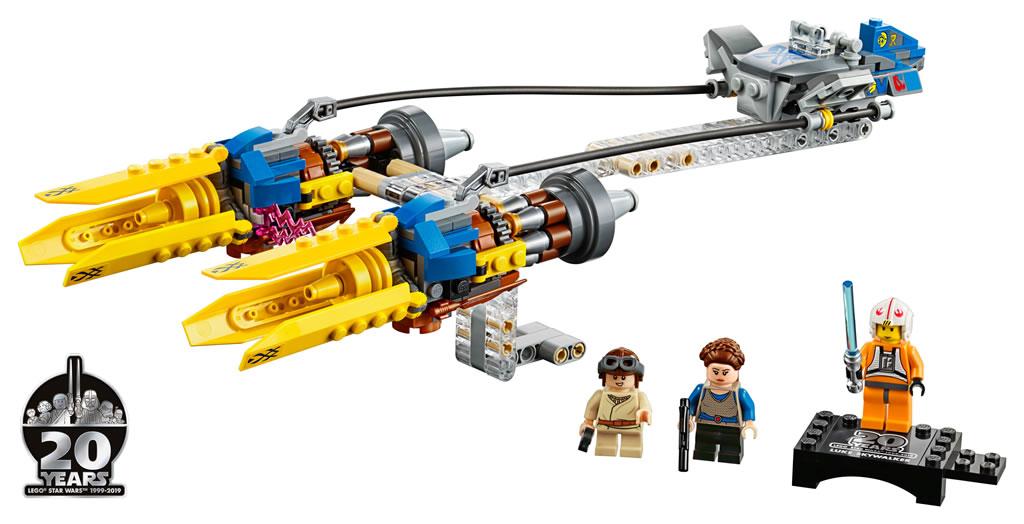 Lego Star Wars - 75258 – Anakin's Podracer 20th Anniversary 75258_10