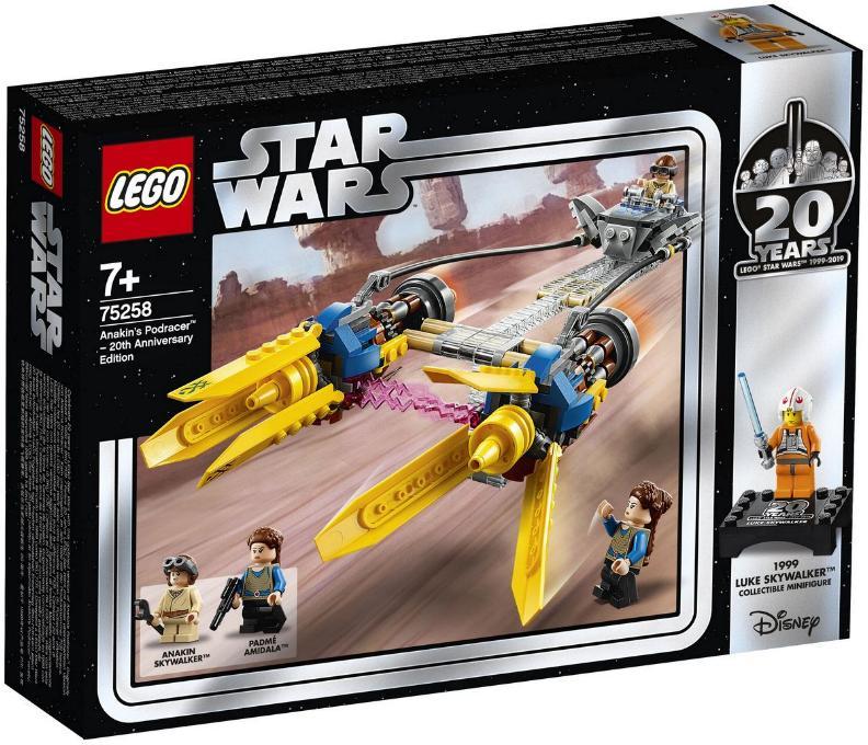 Lego Star Wars - 75258 – Anakin's Podracer 20th Anniversary 75258_11