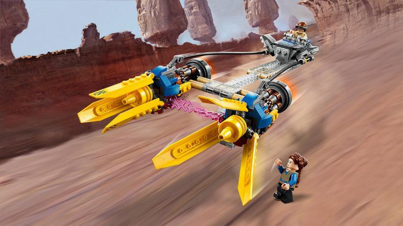 Lego Star Wars - 75258 – Anakin's Podracer 20th Anniversary 75258_13