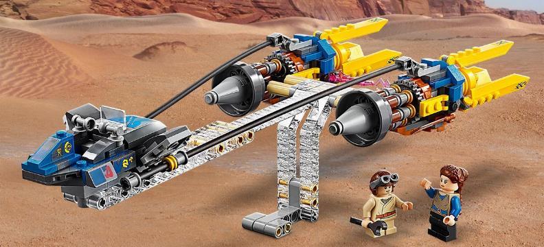 Lego Star Wars - 75258 – Anakin's Podracer 20th Anniversary 75258_14
