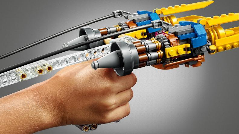 Lego Star Wars - 75258 – Anakin's Podracer 20th Anniversary 75258_15