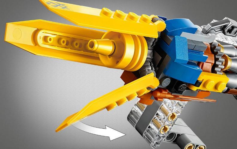 Lego Star Wars - 75258 – Anakin's Podracer 20th Anniversary 75258_16