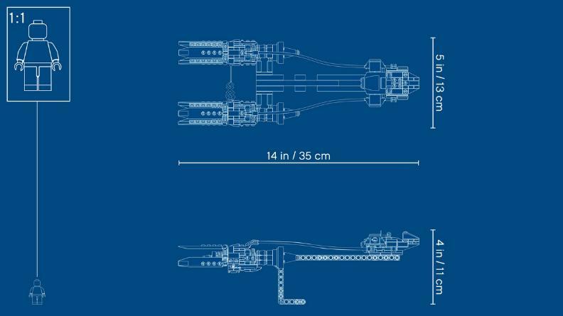 Lego Star Wars - 75258 – Anakin's Podracer 20th Anniversary 75258_17