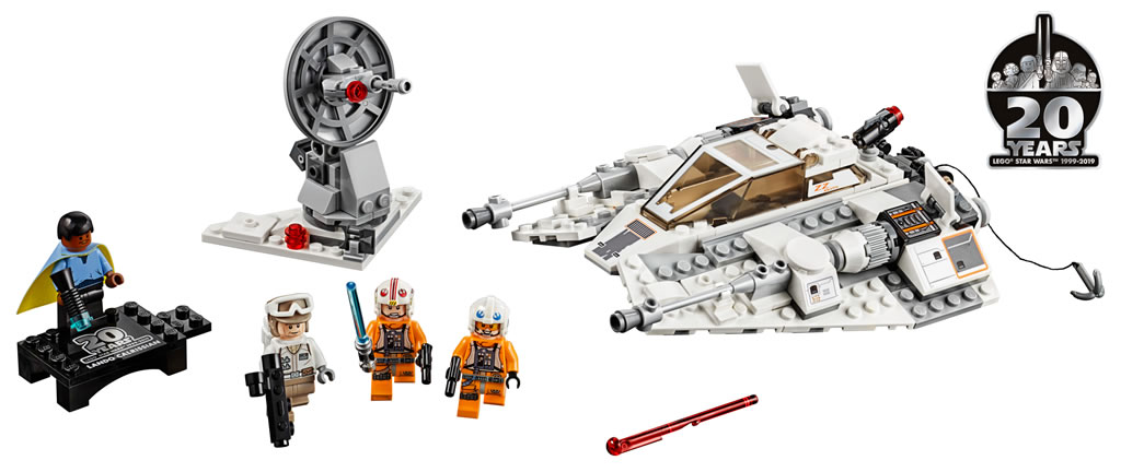 Lego Star Wars - 75259 – Snowspeeder - 20th Anniversary 75259_10