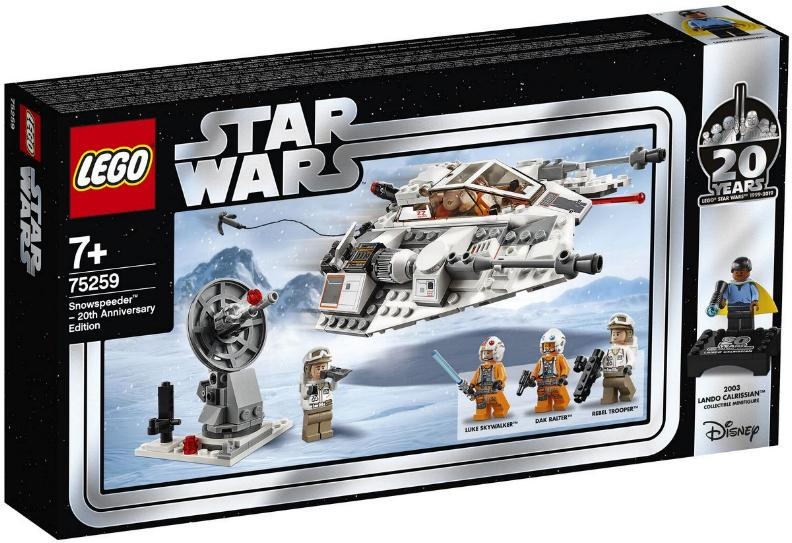 Lego Star Wars - 75259 – Snowspeeder - 20th Anniversary 75259_11