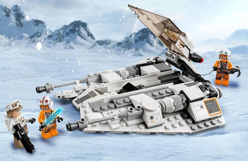 Lego Star Wars - 75259 – Snowspeeder - 20th Anniversary 75259_12
