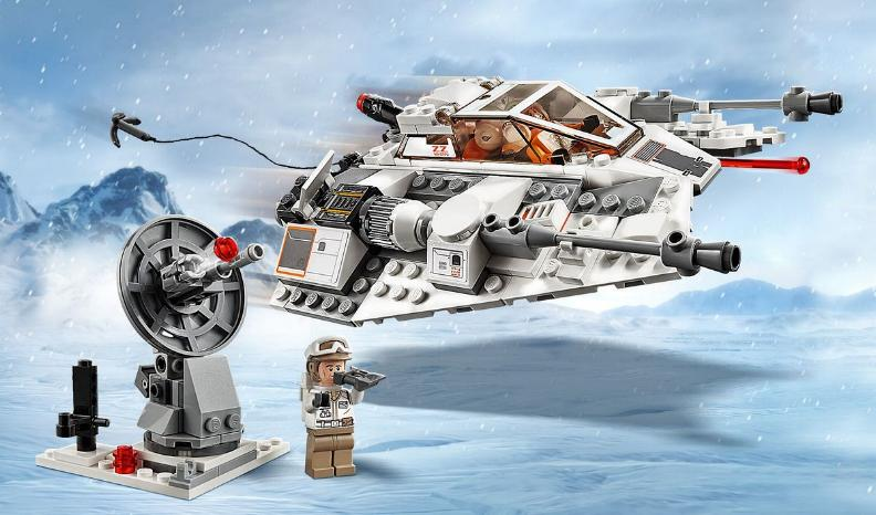Lego Star Wars - 75259 – Snowspeeder - 20th Anniversary 75259_14