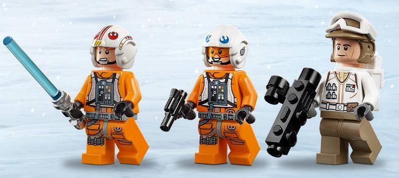 Lego Star Wars - 75259 – Snowspeeder - 20th Anniversary 75259_15