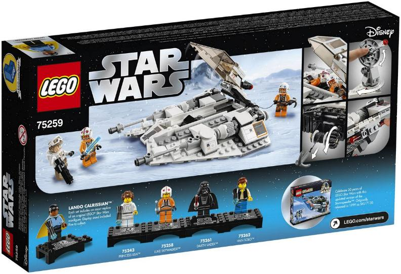 Lego Star Wars - 75259 – Snowspeeder - 20th Anniversary 75259_17