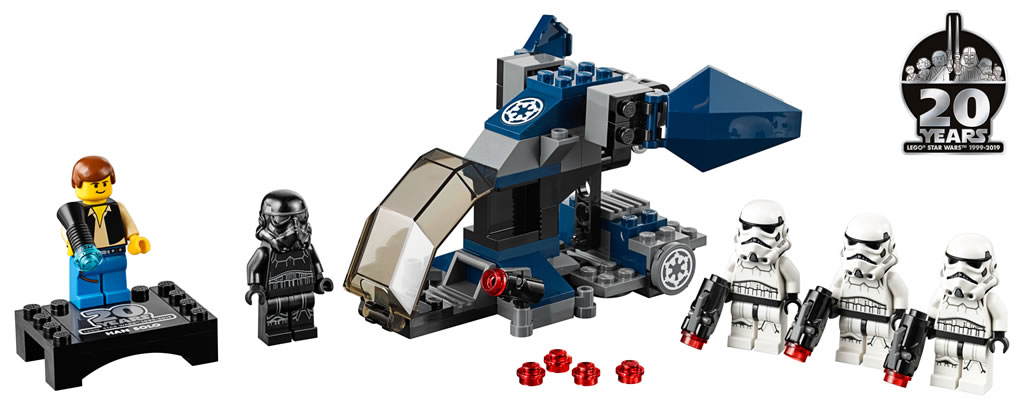 Lego Star Wars - 75262 – Imperial Dropship 20th Anniversary 75261_10