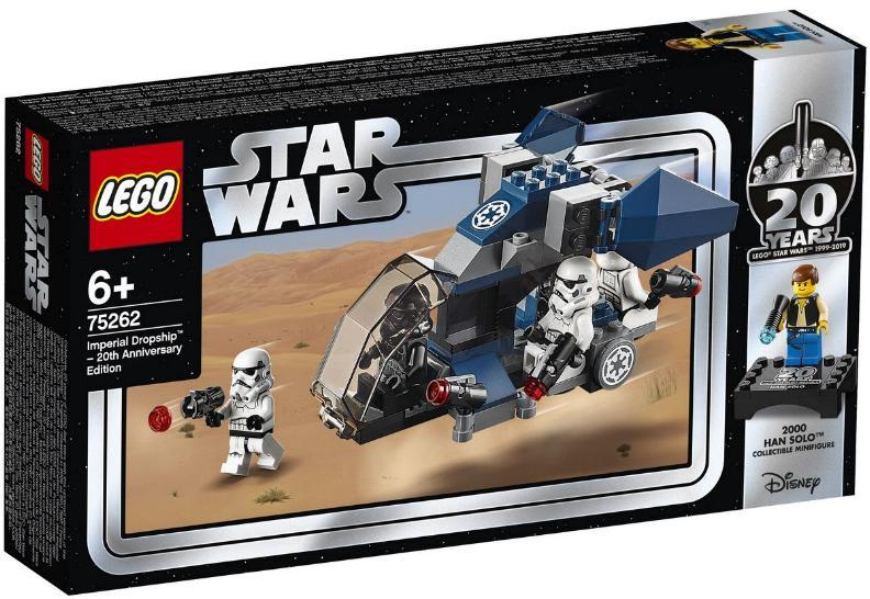 Lego Star Wars - 75262 – Imperial Dropship 20th Anniversary 75262_10
