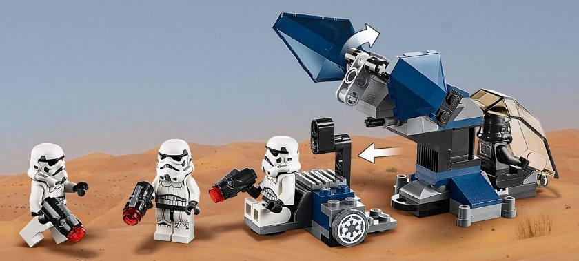 Lego Star Wars - 75262 – Imperial Dropship 20th Anniversary 75262_13