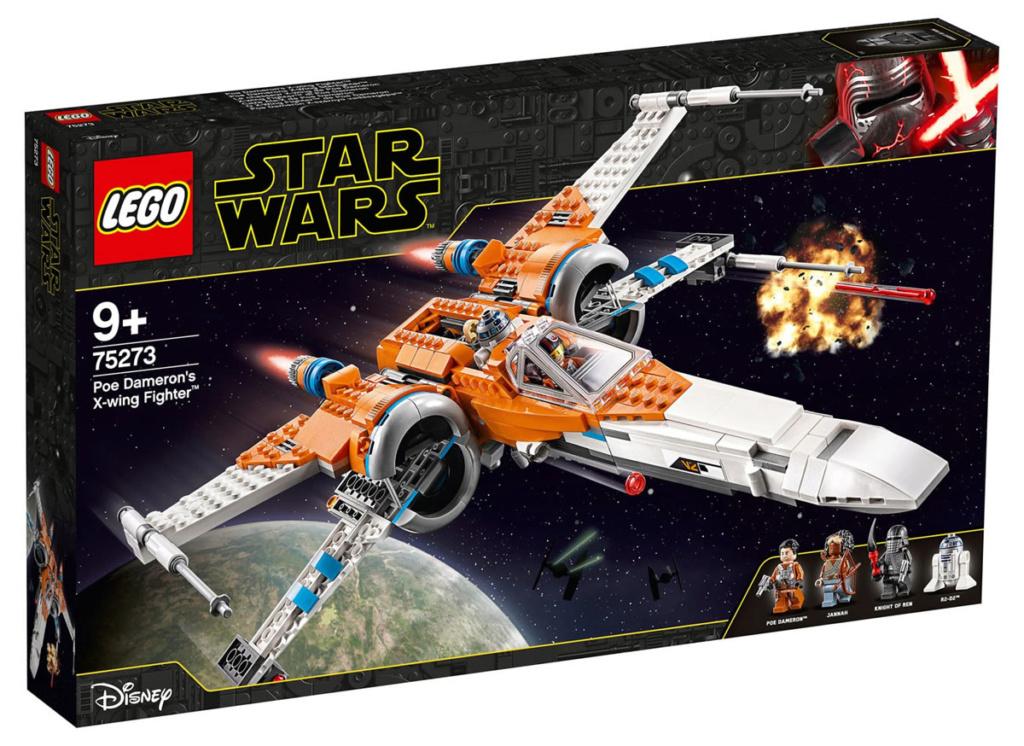 LEGO Star Wars - 75273 - Poe Dameron Resistance Y-Wing 75263_10