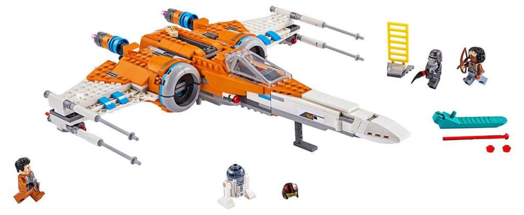 LEGO Star Wars - 75273 - Poe Dameron Resistance Y-Wing 75263_12