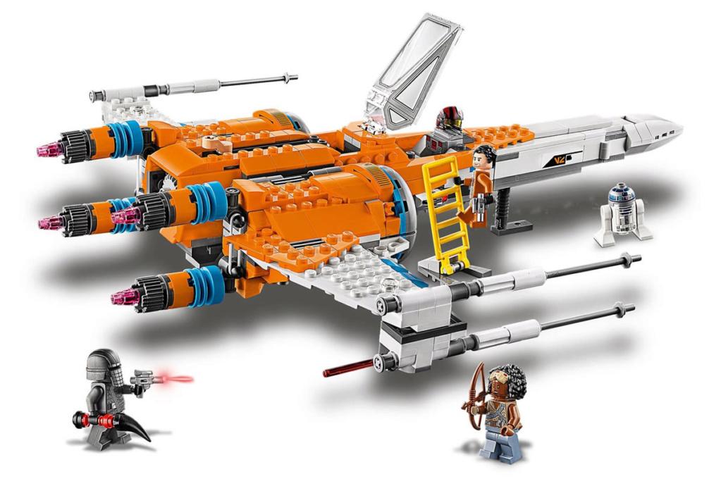 LEGO Star Wars - 75273 - Poe Dameron Resistance Y-Wing 75263_13