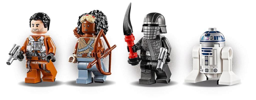 LEGO Star Wars - 75273 - Poe Dameron Resistance Y-Wing 75263_16