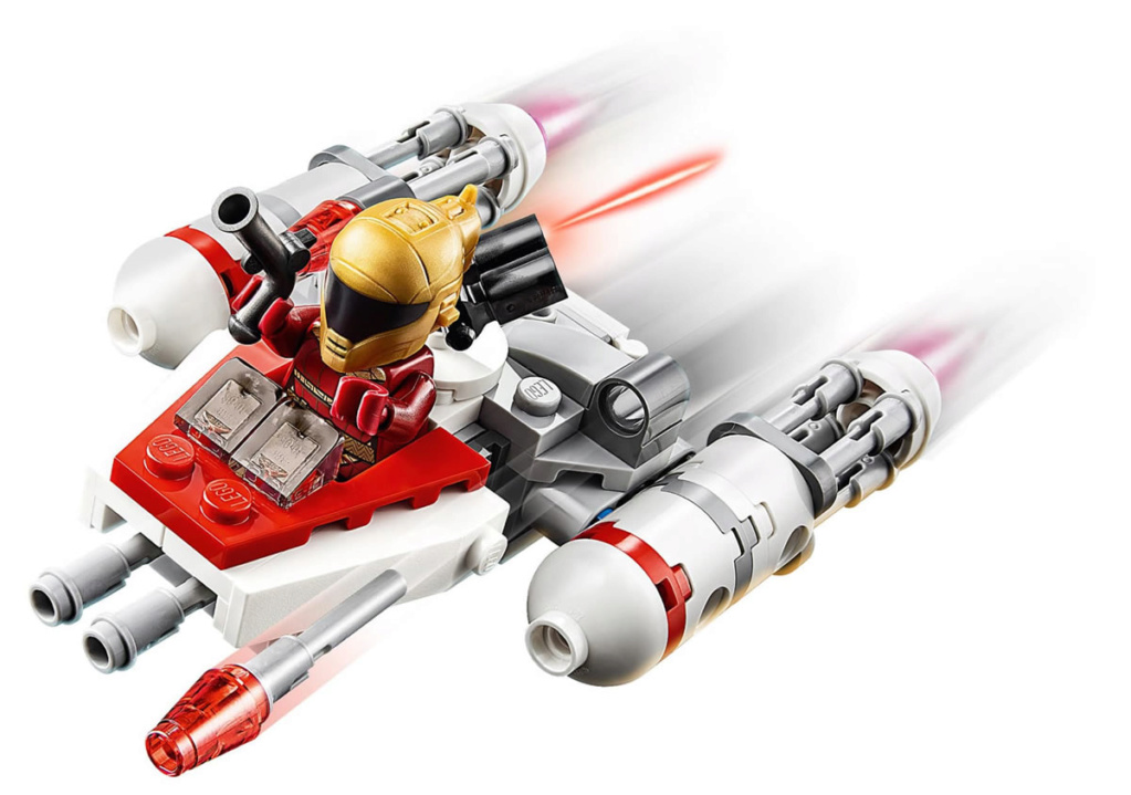 LEGO Star Wars - 75263 - Resistance Y-Wing Microfighter 75263_18