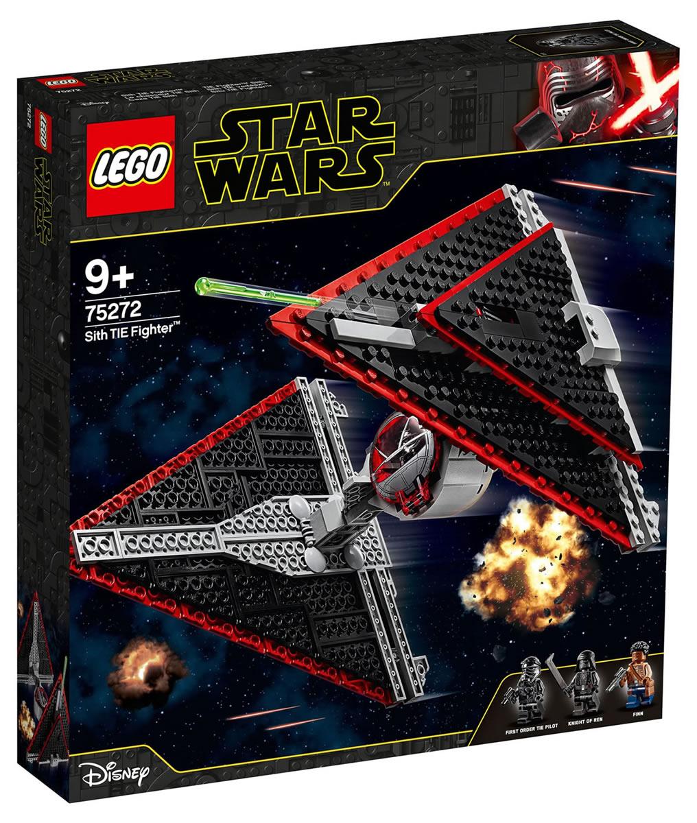 LEGO Star Wars - 75272 - Sith TIE Fighter 75264_11