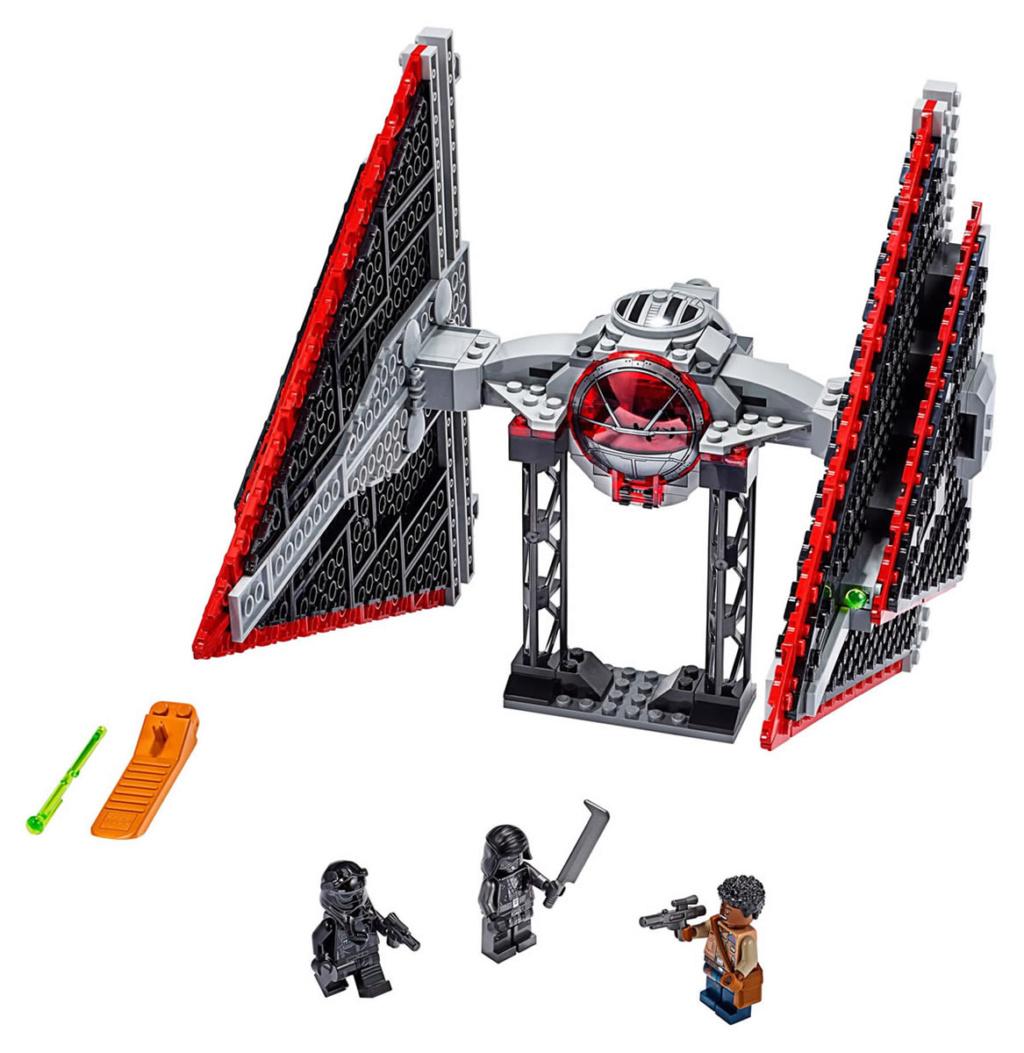 LEGO Star Wars - 75272 - Sith TIE Fighter 75264_12