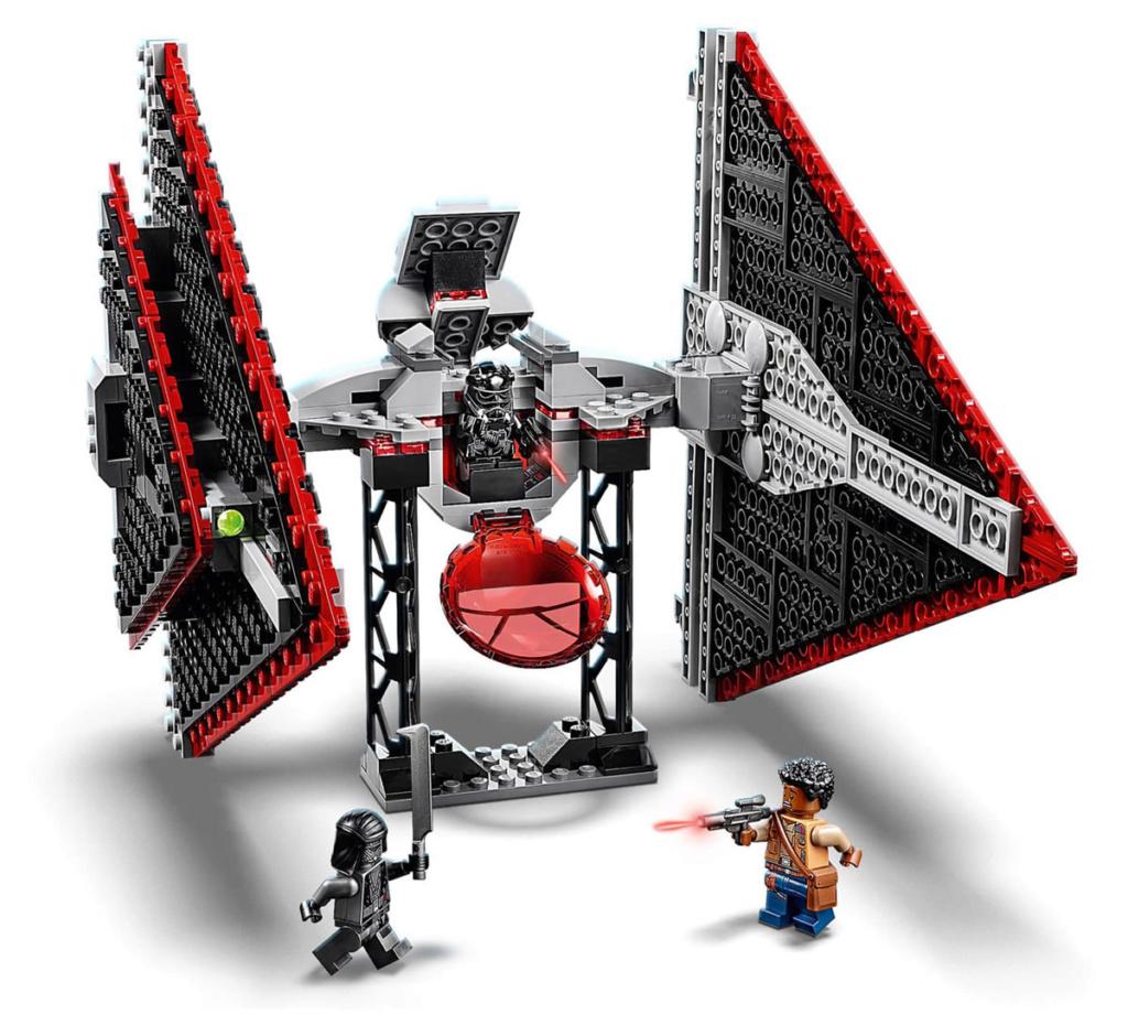 LEGO Star Wars - 75272 - Sith TIE Fighter 75264_13
