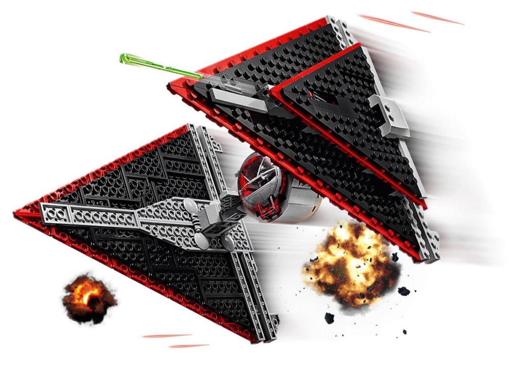 LEGO Star Wars - 75272 - Sith TIE Fighter 75264_14
