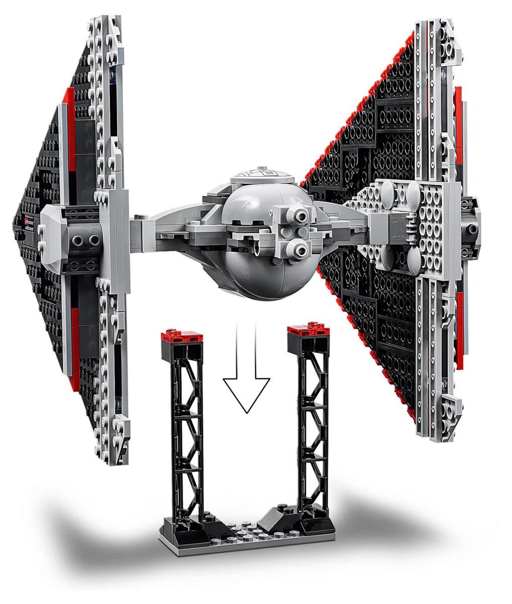 LEGO Star Wars - 75272 - Sith TIE Fighter 75264_15