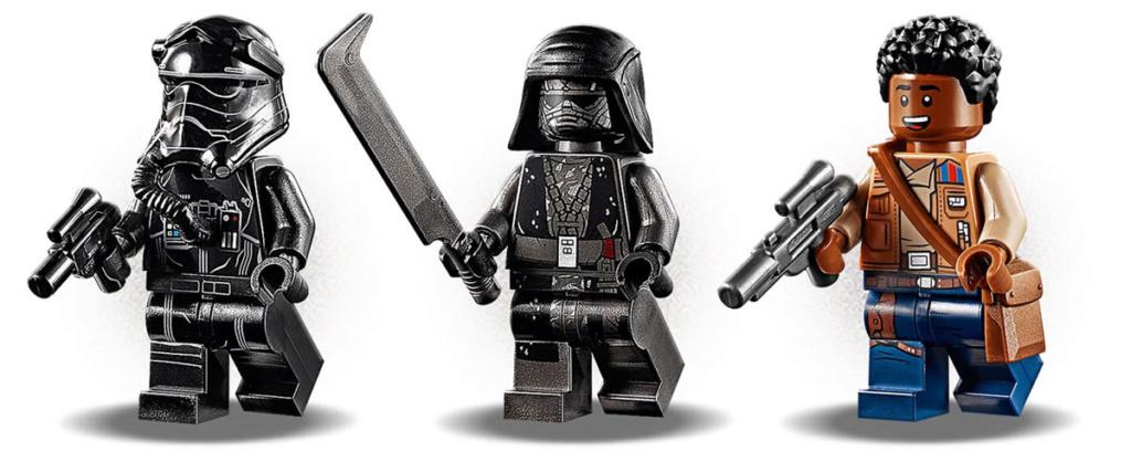 LEGO Star Wars - 75272 - Sith TIE Fighter 75264_16