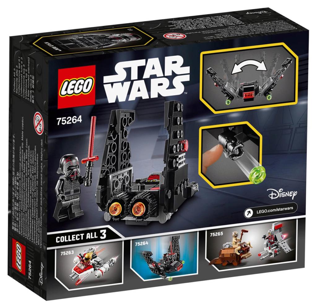 LEGO Star Wars - 75264 - Kylo Ren's Shuttle Microfighter 75264_17